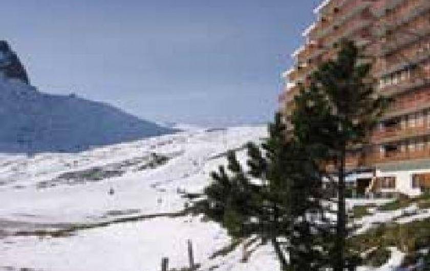 Location de vacances - Appartement à La Mongie