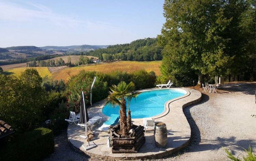 Location de vacances - Villa à Sainte-Juliette - Le Vignet