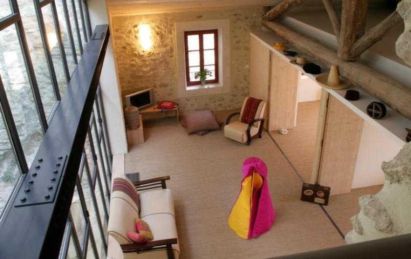 Location de vacances - Maison - Villa à Ménerbes - Chambres 4 + 5
