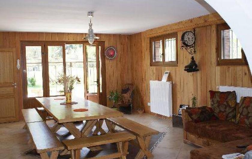 Location de vacances - Chambre d'hôtes à Barcelonnette
