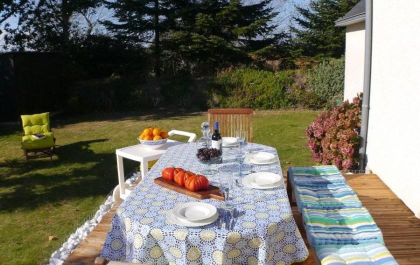 Location de vacances - Maison - Villa à Fouesnant