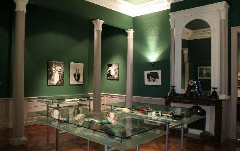 Location de vacances - Gîte à Millau - Le musée de la peau et du gant