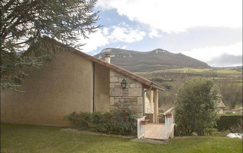 Location de vacances - Gîte à Millau - Le gite - extérieur