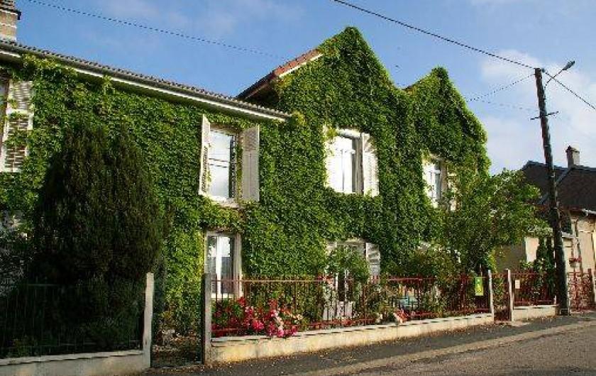 Location de vacances - Maison - Villa à Harréville-les-Chanteurs