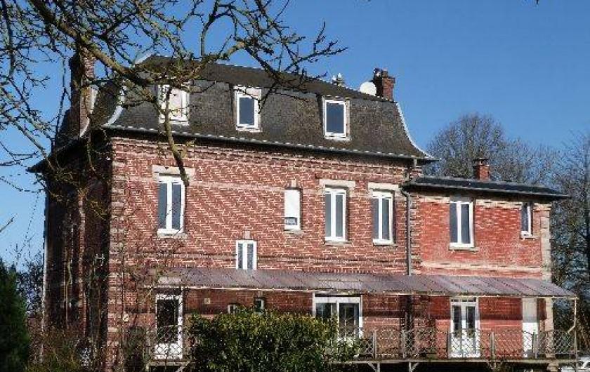 Location de vacances - Appartement à Friville-Escarbotin