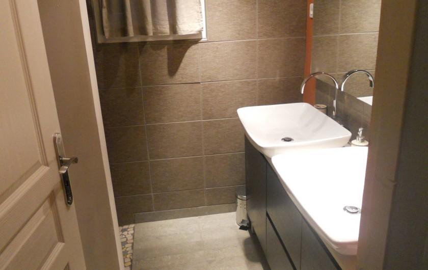 Location de vacances - Maison - Villa à Manosque - Salle de bain