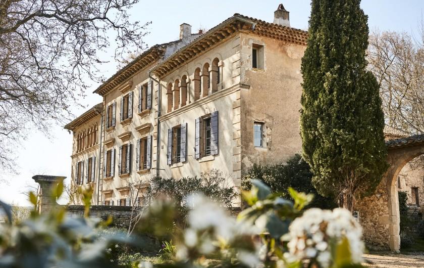 Location de vacances - Gîte à Uchaux - La bastide
