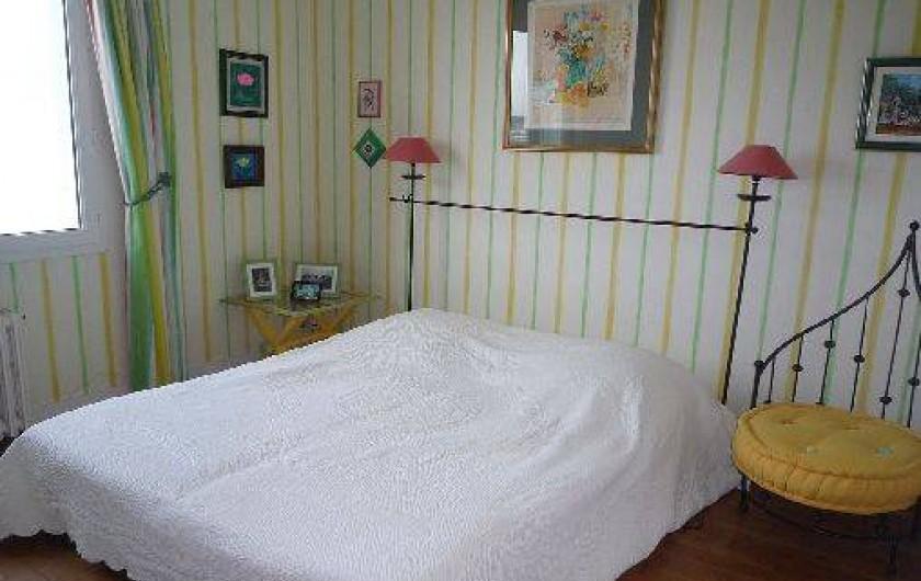 Location de vacances - Villa à Donville-les-Bains