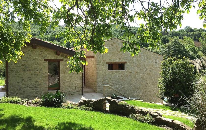 Location de vacances - Villa à Rotecastello