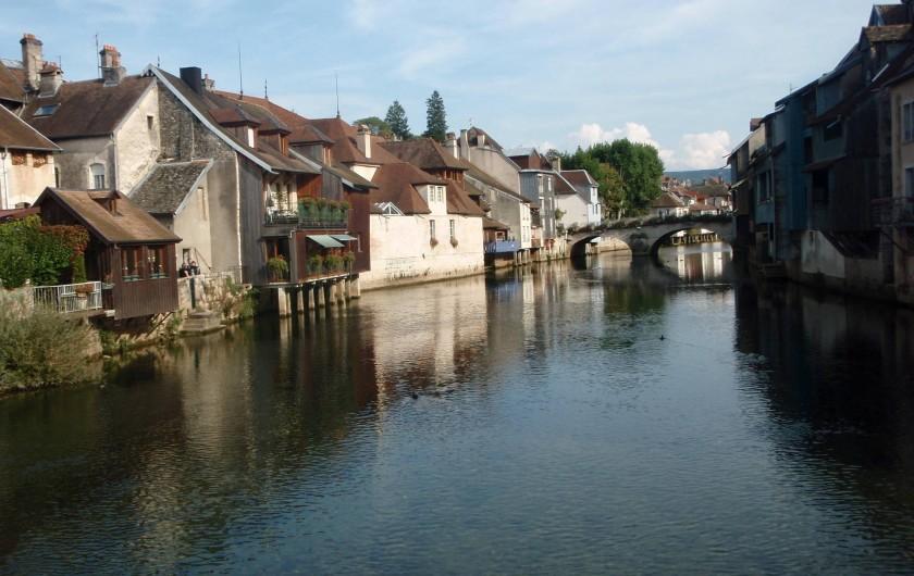 Location de vacances - Gîte à Sancey-le-Grand - Ornans