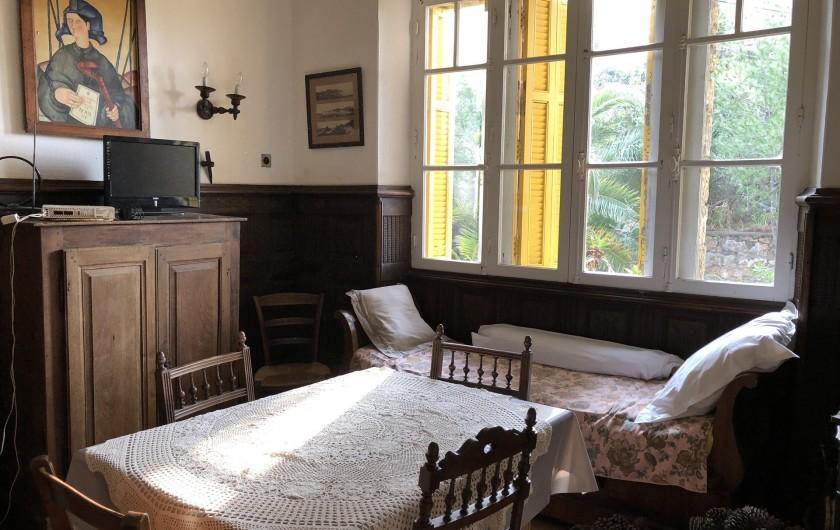 Location de vacances - Maison - Villa à Ajaccio - Salon