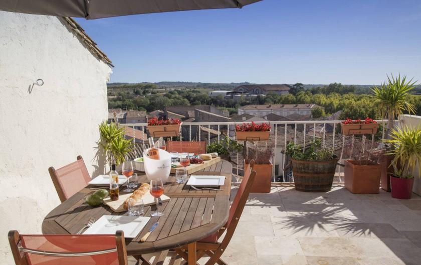 Location de vacances - Maison - Villa à Pouzolles