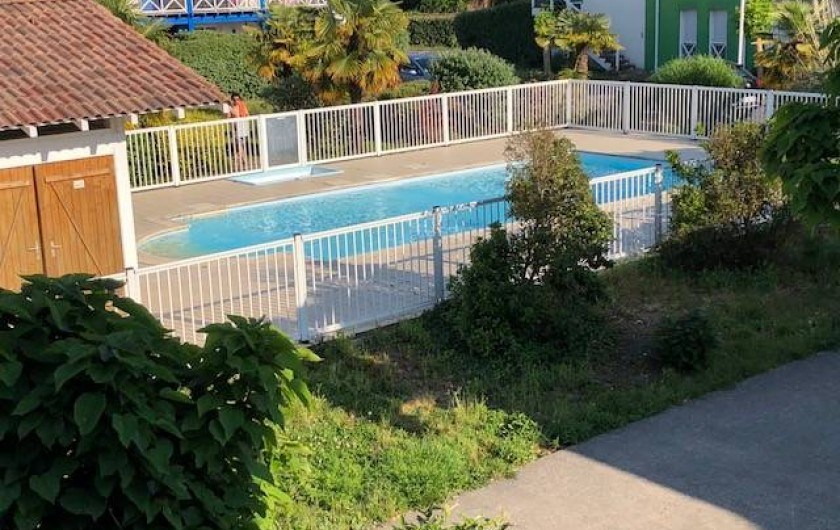 Location de vacances - Appartement à Sanguinet