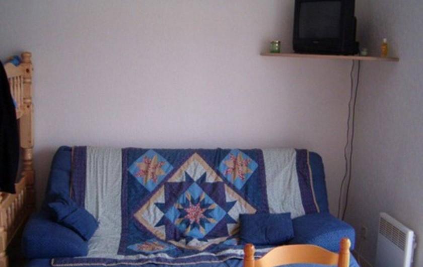 Location de vacances - Studio à Fort-Mahon-Plage