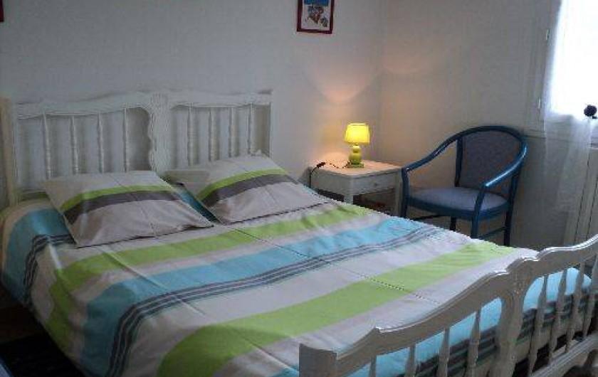 Location de vacances - Appartement à Cancale - Chambre