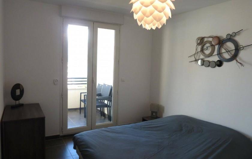 Location de vacances - Appartement à Calvi - Chambre 1