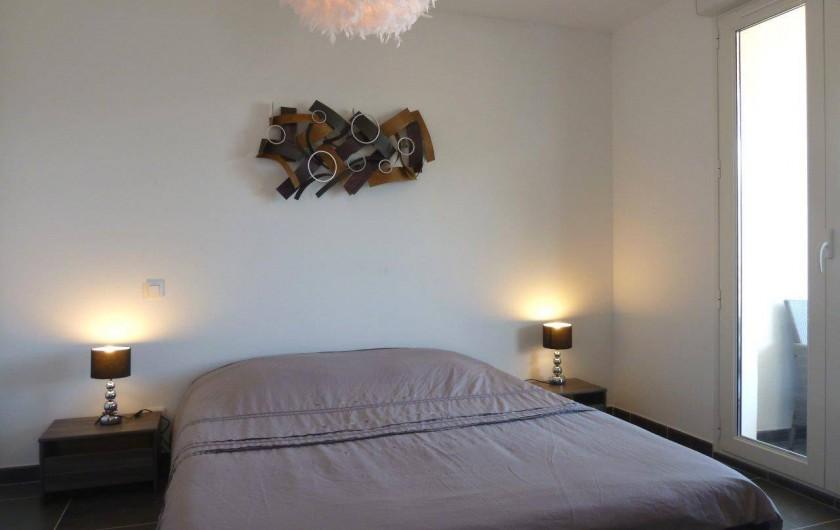 Location de vacances - Appartement à Calvi - Chambre 2