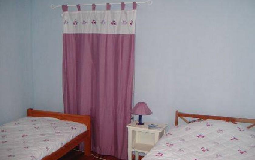 Location de vacances - Maison - Villa à Champis