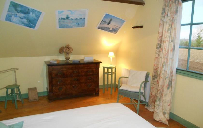 Location de vacances - Gîte à Pont-l'Évêque - Chambre n° 2 Impressionistes