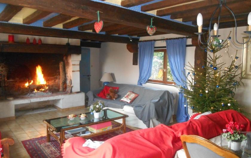 Location de vacances - Gîte à Pont-l'Évêque - Fêtes de fin d'année à St-Philbert-des-Champs
