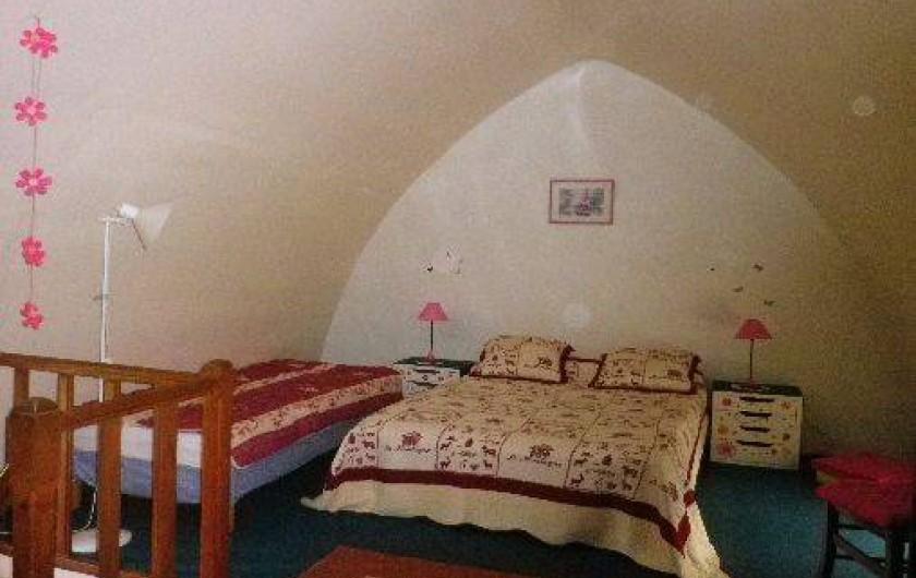 Location de vacances - Gîte à Saint-Nectaire - Chambre 2eme étage