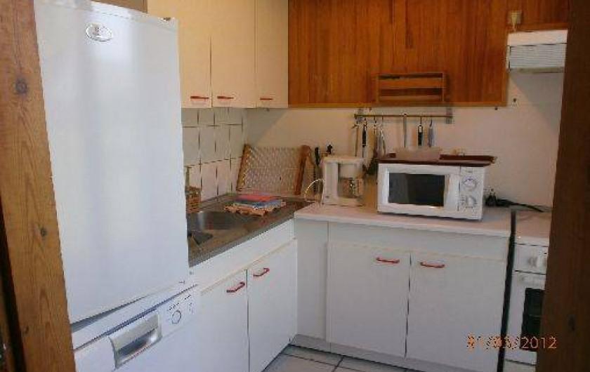 Location de vacances - Gîte à Saint-Vivien-de-Médoc - cuisine gite 2 idem 3