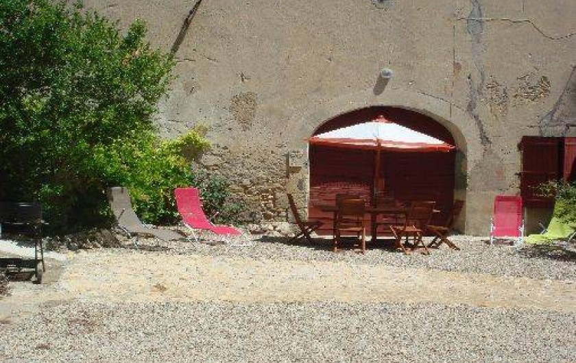 Location de vacances - Gîte à Lagamas