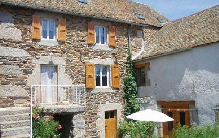 """Location de vacances - Gîte à Saint-Pierre-de-Nogaret - Gîte """"Chez Baptiste""""  3 épis 115 m2"""