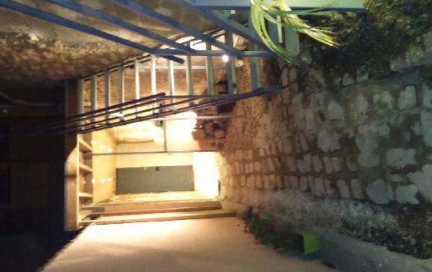 Location de vacances - Studio à Beaumont-sur-Oise