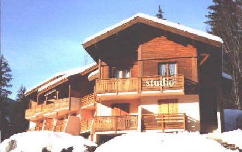 Location de vacances - Studio à Les Houches