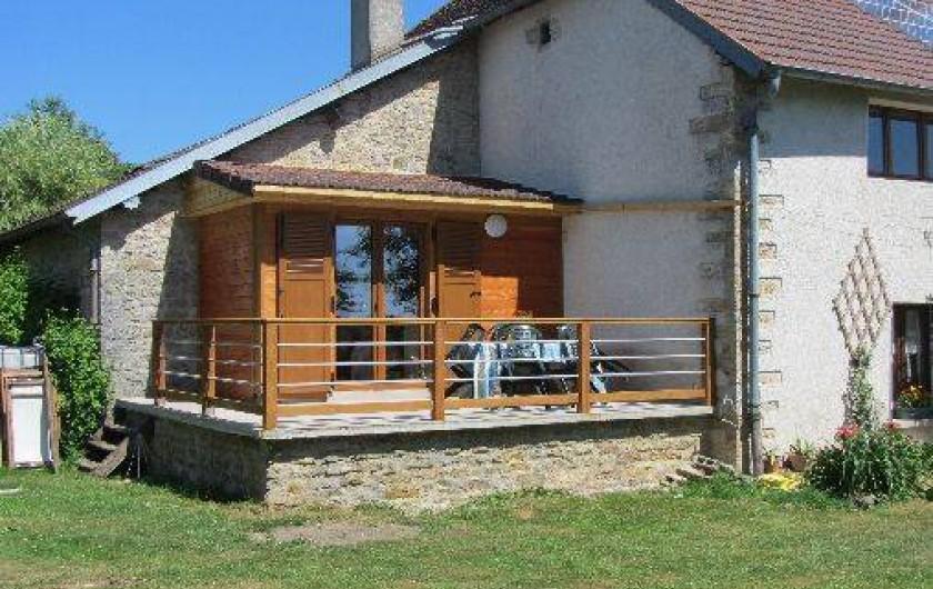 Location de vacances - Gîte à Chamblay