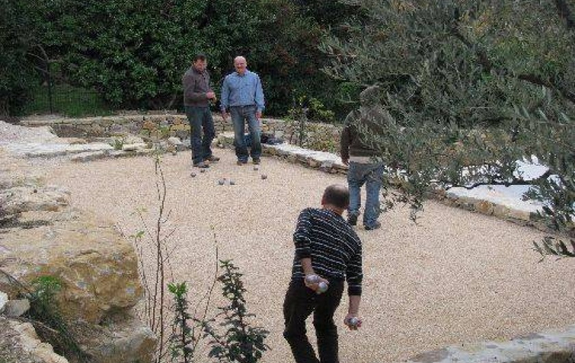 Location de vacances - Villa à Le Castellet
