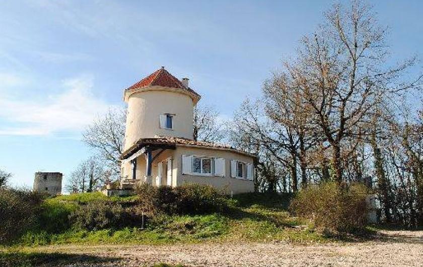 Location de vacances - Gîte à Castelnaud-de-Gratecambe