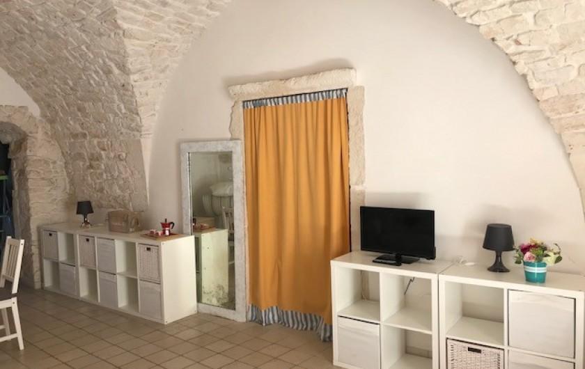 Location de vacances - Studio à Ceglie Messapica