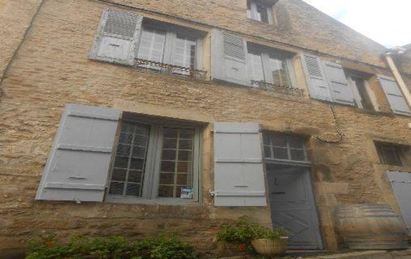 Location de vacances - Gîte à Vézelay