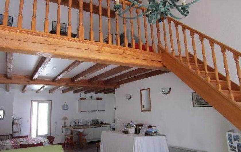 Location de vacances - Maison - Villa à Étaules