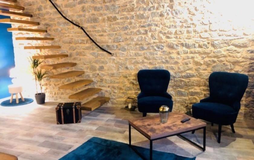 Location de vacances - Chambre d'hôtes à Vandenesse-en-Auxois - Suite Olympe