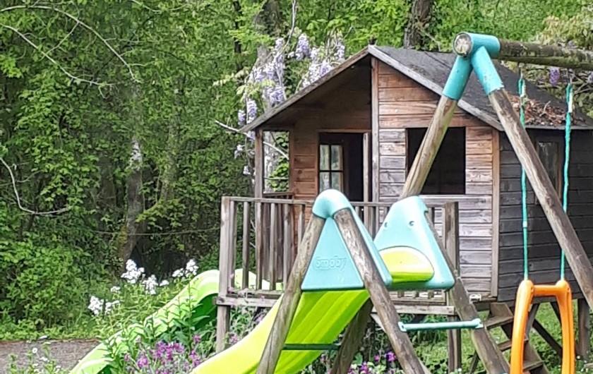 Location de vacances - Chambre d'hôtes à Habas - La maison des petits