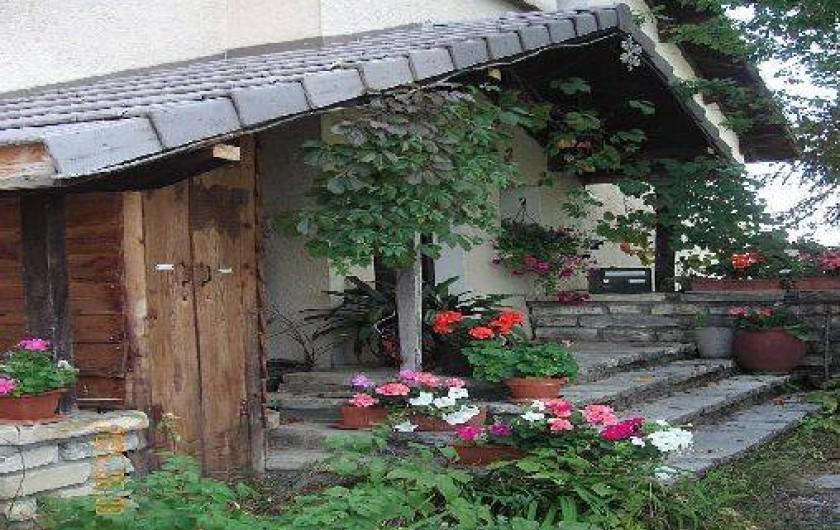 Location de vacances - Gîte à Saint-Léger-les-Mélèzes