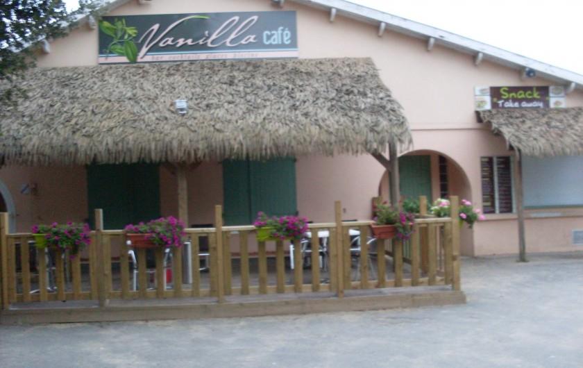 Location de vacances - Camping à Saint-Jean-de-Monts - bar vanille au bois dormant