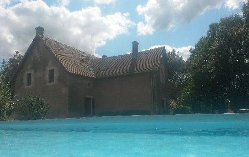 Location de vacances - Maison - Villa à Tendron