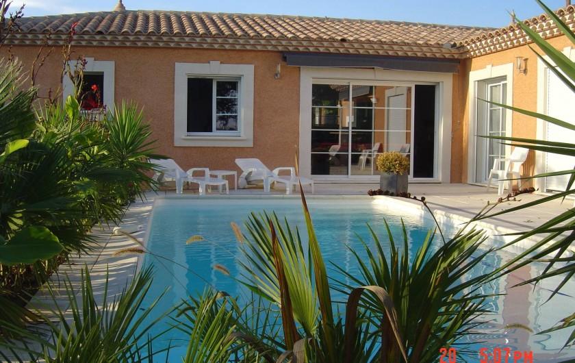 Location de vacances - Villa à Saint-Dézéry