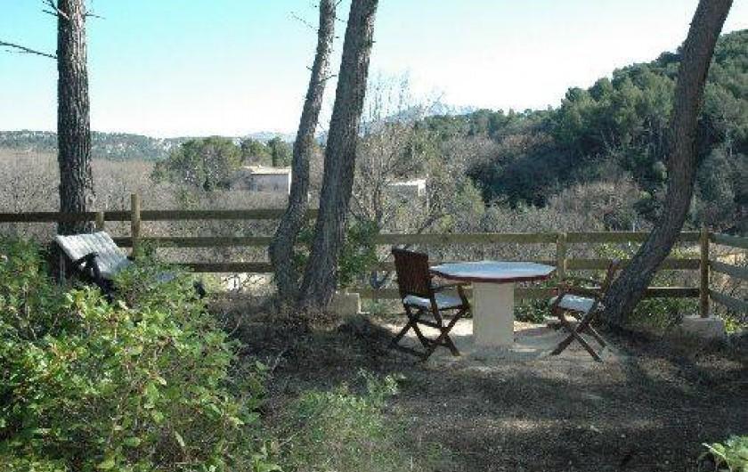 Location de vacances - Gîte à Le Tholonet