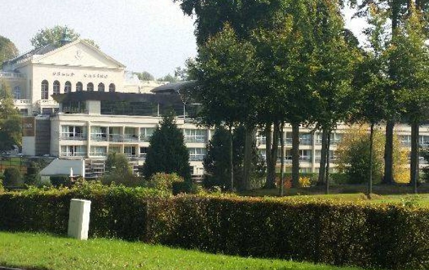 Location de vacances - Chalet à Grigneuseville - casino forges les eaux