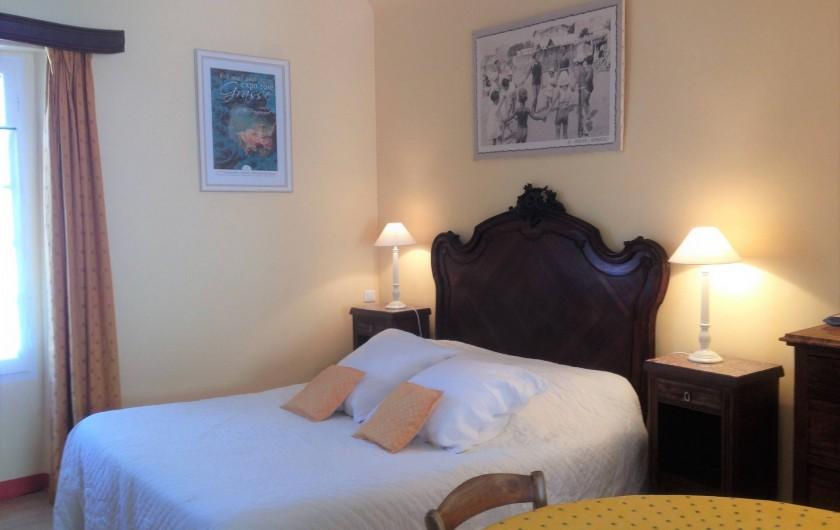 Location de vacances - Chambre d'hôtes à Grasse - La suite des oliviers.