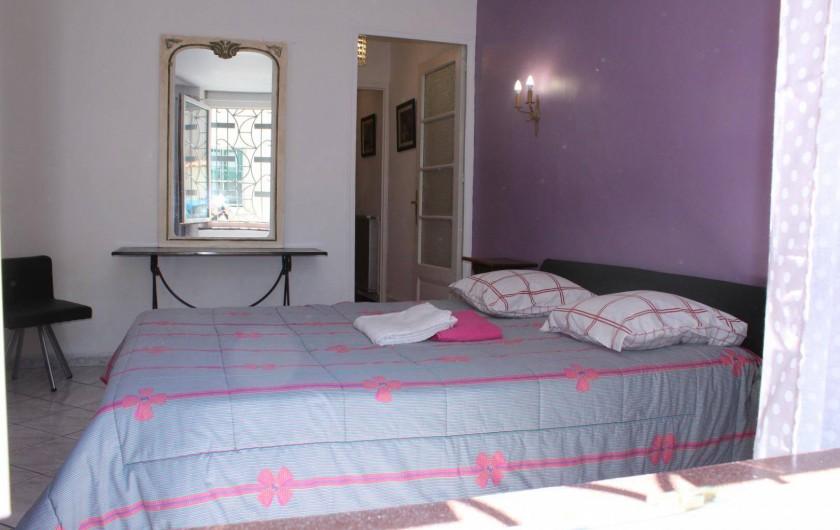 Location de vacances - Gîte à Narbonne - Chambre 2