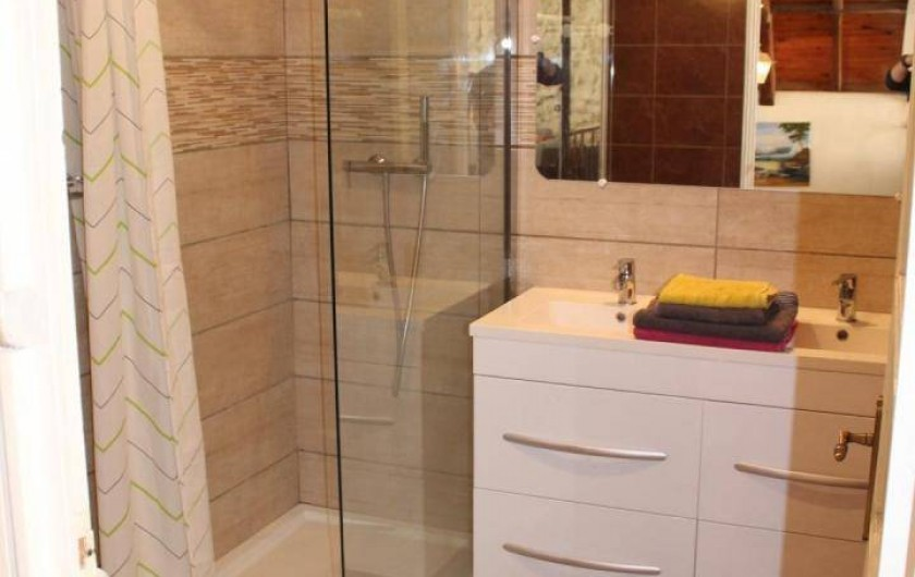 Location de vacances - Gîte à Narbonne - Salle de bains 1