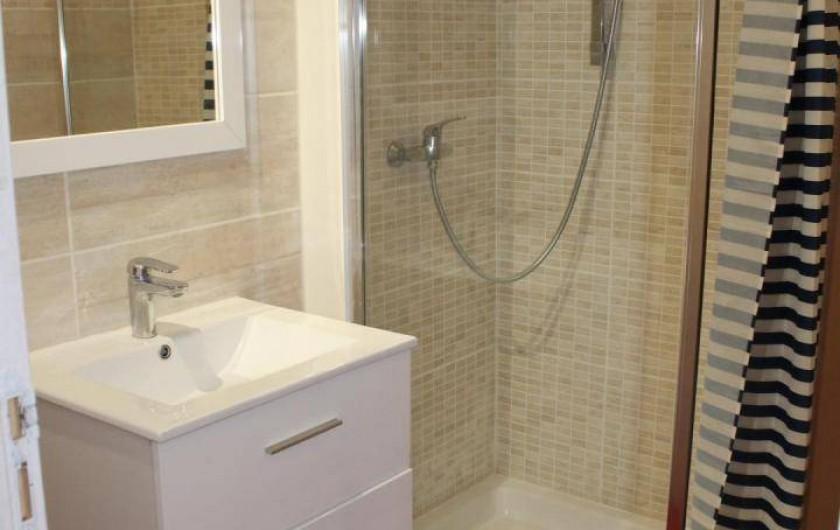 Location de vacances - Gîte à Narbonne - Salle de bain 2
