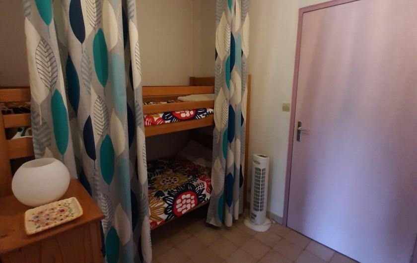 Location de vacances - Studio à Sanary-sur-Mer - Coin cabine