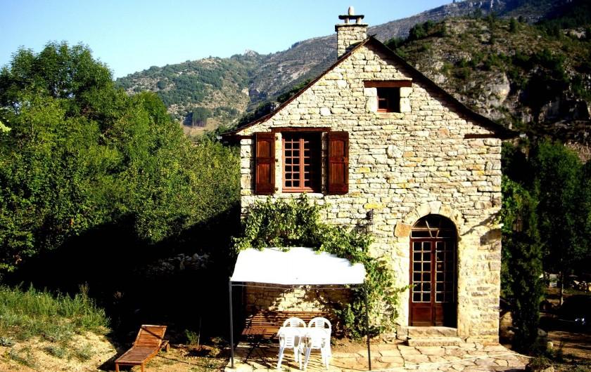 Location de vacances - Gîte à La Chadenède